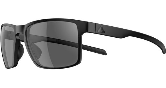 adidas Wayfinder Okulary rowerowe szary/czarny